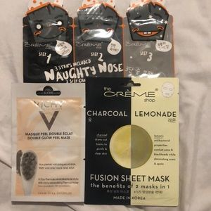 Other - FACE MASK BUNDLE FOR OILY CLOGGED PORE SKIN